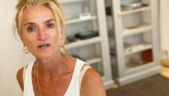 Ulla B. Nævdal mener det er bra å være både personlig trener og fysioterapeut.