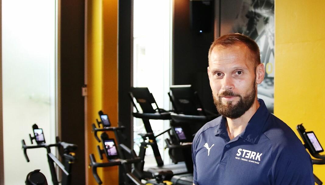 Daniel Strengelsrud ønsker at de fleste personlige trenere ved Sterk Helse også er fysioterapeuter.