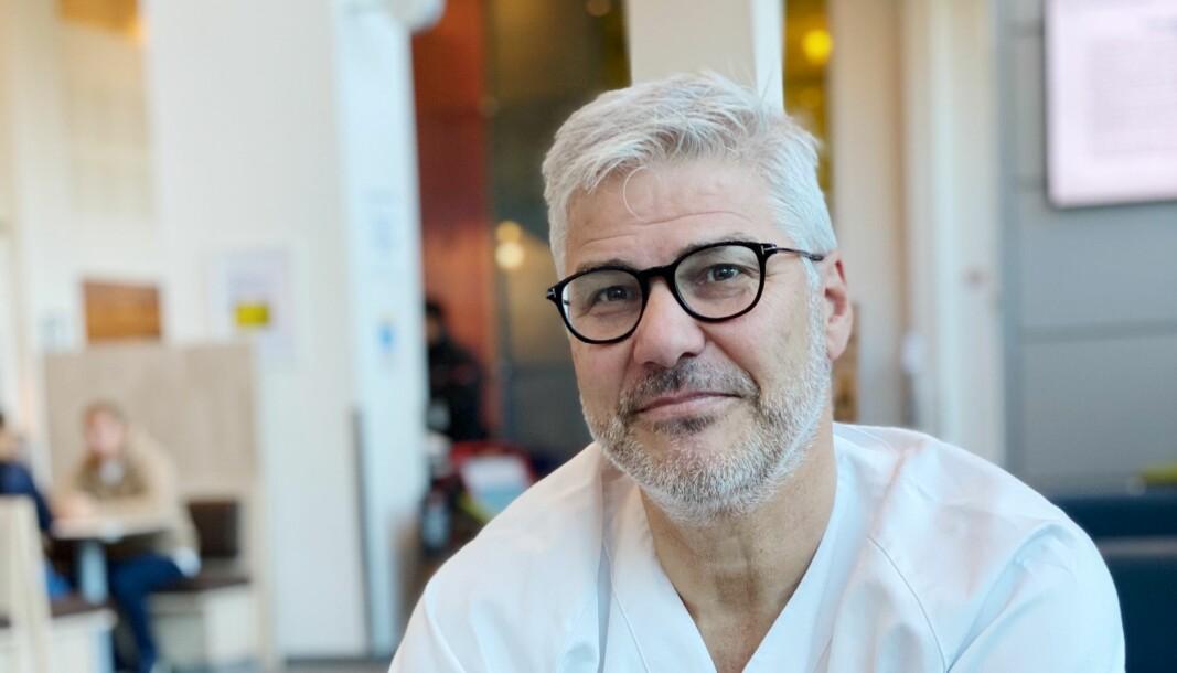 Ortoped Ole Koppang ønsker at NFF ser på henvisningsordningen med nye øyne.