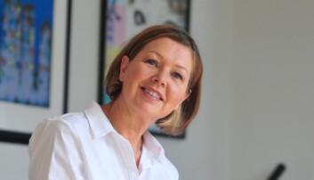 Ansvarlig redaktør Irene Mårdalen.