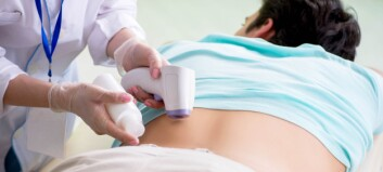 Ryggsmerter: Terapeutisk ultralyd uten bevist effekt