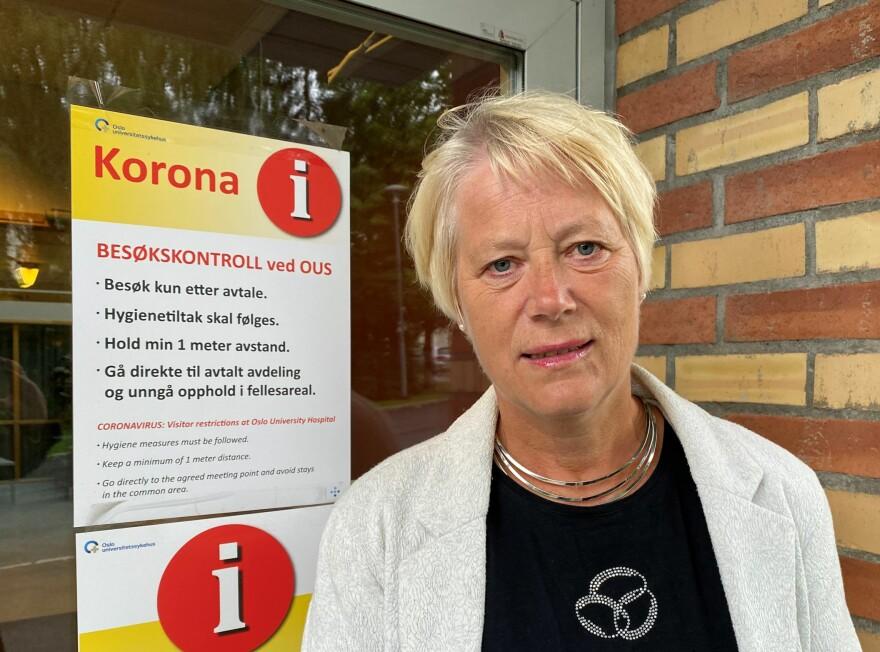 Eilin Ekeland, styreleder i Fysiofondet