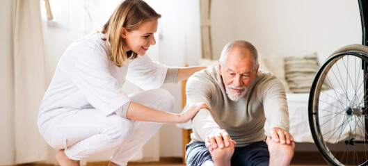 Artrose- og KOLS-pasienter kommer ikke til fysioterapi
