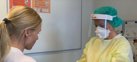 Gjør felles sak med legene og sykepleierne om etikk