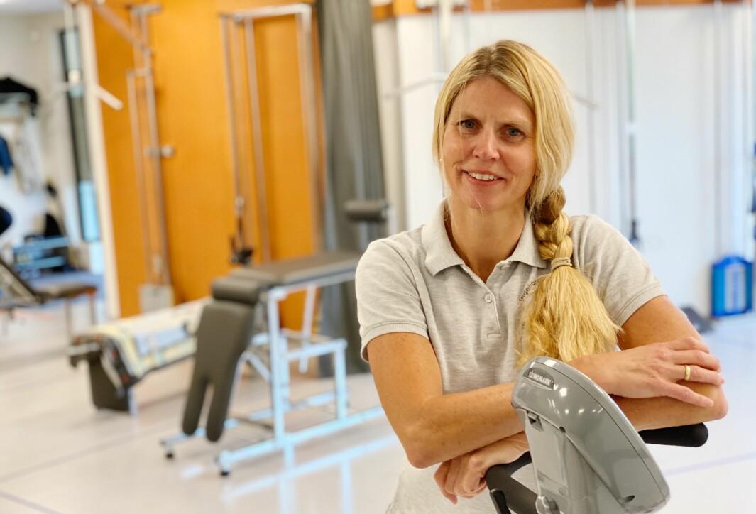 - Kvinnehelse bør interessere fysioterapeuter, sier Ingeborg Hoff Brækken.