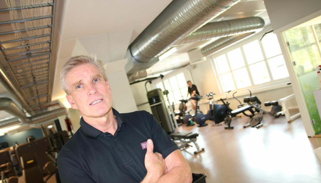 Møter ortopedene i Bærum i oktober.