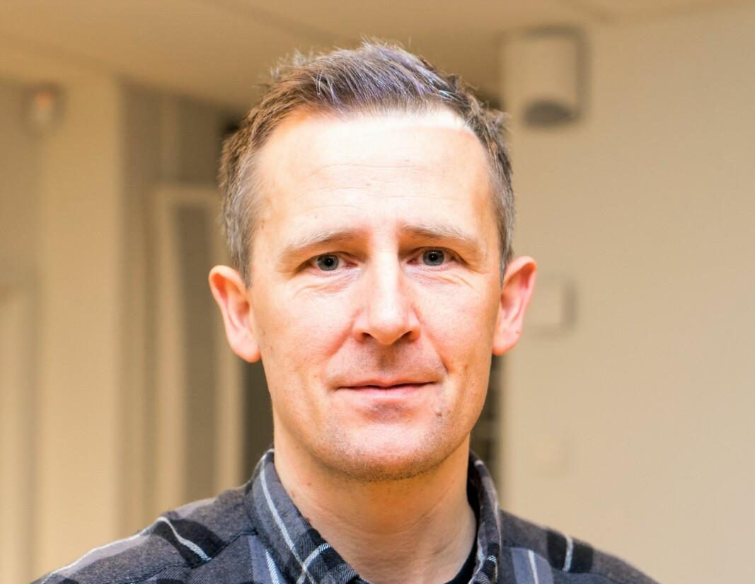 Leder i faggruppen for manuellterapeuter, Lennart Bentsen.