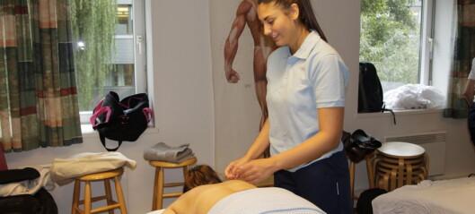 Hver fjerde slutter på fysioterapistudiet