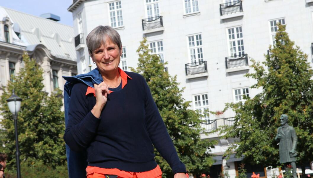 For pasientene vil ett felles egenandelstak være enklere å forstå enn tak 1 og 2, mener forbundsleder Gerty Lund i Norsk Fysioterapeutforbund (NFF).