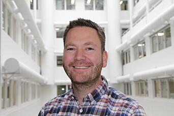 Leder i Næringspolitisk Råd, Per Olav Moberg Peersen.