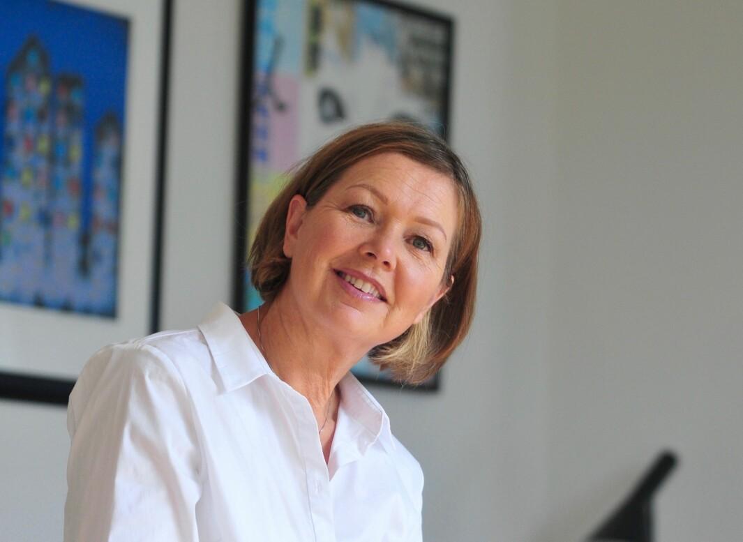 Ansvarlig redaktør Irene Mårdalen er glad for at Medietilsynet dekker en del av koronatapet til tidsskriftet tidligere i år.