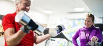 Aktivitet og trening ved kreftsykdom: Trening med mening