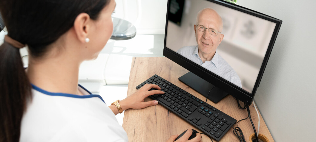 «Nært, men på avstand» - En kvalitativ metasyntese om pasienters erfaring med fysioterapi via telerehabilitering