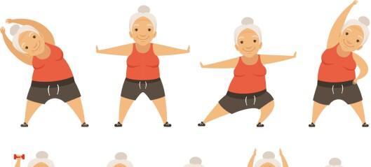 «Tren deg stødig» - Effekten av kombinerte treningsintervensjoner for fallforebygging hos eldre: En litteraturstudie
