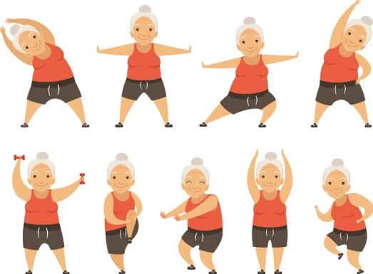 «Tren deg stødig» - Effekten av kombinerte treningsintervensjoner for fallforebygging hos eldre – en litteraturstudie