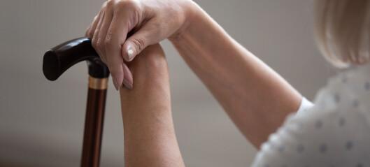 Fysisk funksjon hos eldre som går til fysioterapeut i Kongsberg kommune - en tverrsnittsundersøkelse