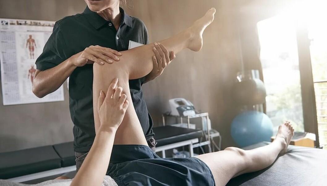 Helse- og omsorgsdepartementet mener det er trygt for pasienter å oppsøke fysioterapeuter.