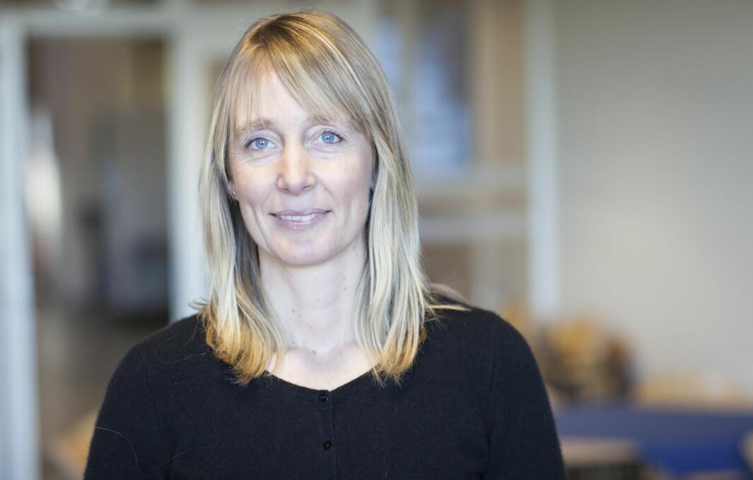 Studieprogramleder Nina Hanger ved institutt for sirkulasjon og bildediagnostikk ved NTNU i Trondheim.
