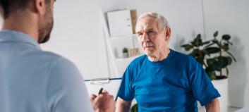 Nye kriterier: Flere menn får diagnosen fibromyalgi
