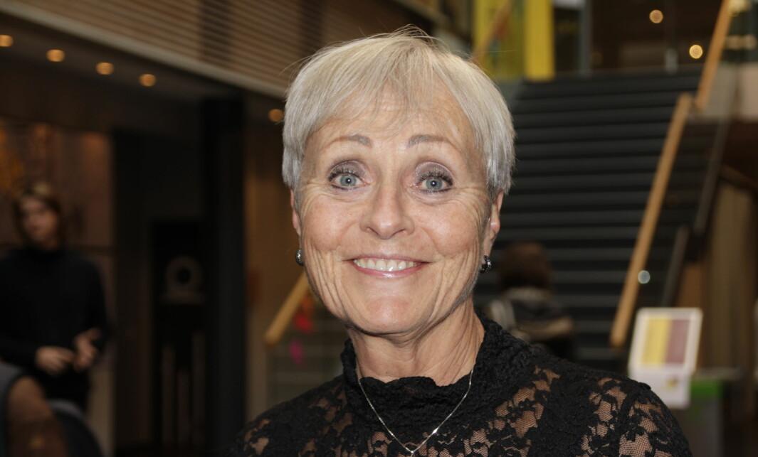 Inger Holm sier seg fornøyd med tallene fra AktivA.