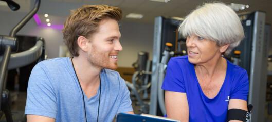 Artrose: Dosering av trening og implementering av en strukturert behandlingsmodell i primærhelsetjenesten