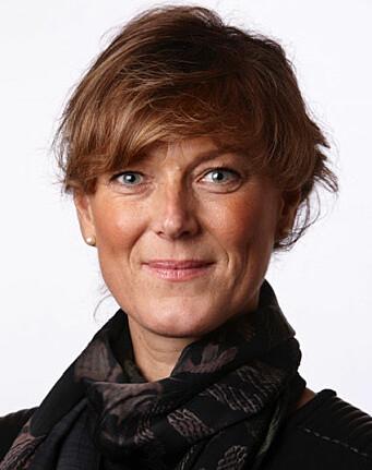Grete Herlofsen, generalsekretær Norske Kvinners Sanitetsforening.