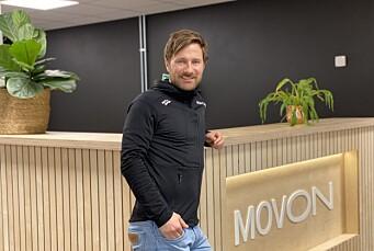 Artikkelforfatter Tord Moen.