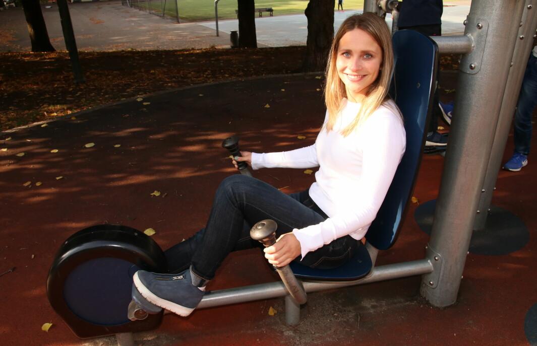 Fysioterapeut Henriette Jahre er med på å teste arbeidsrettet samtaleteknikk i studien SVAI i MI-NAV-prosjektet ved OsloMet.