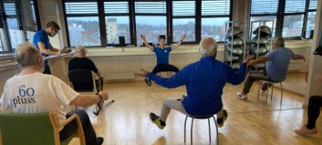 Slik er treningen ParkinsonNet anbefaler