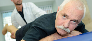 Håndtering av pasienter med ryggplager: Er holdninger i tråd med oppdatert viten?