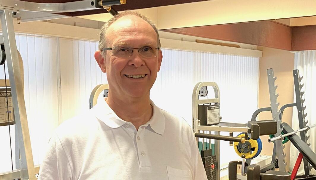 Det burde ikke være den ansatte som skal si ja eller nei til oppgaver, mener fysioterapeut Asle Førde i Bremanger i Vestland fylke.