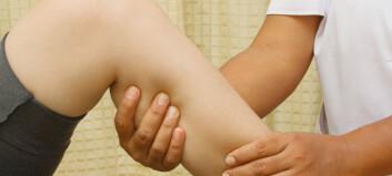 Smerter og ubehag med kneprotese: Pasienterfaringar og ny forsking