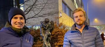 Kasper Wikestad ble både glad og irritert på fysioterapeuten
