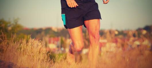 Løping er beste behandlingstiltak ved løpsrelaterte skader