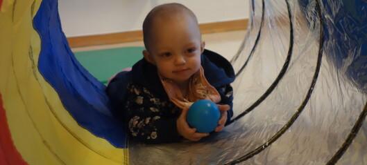 Fysioterapi til barn med nevrodegenerativ sykdom og behov for palliasjon