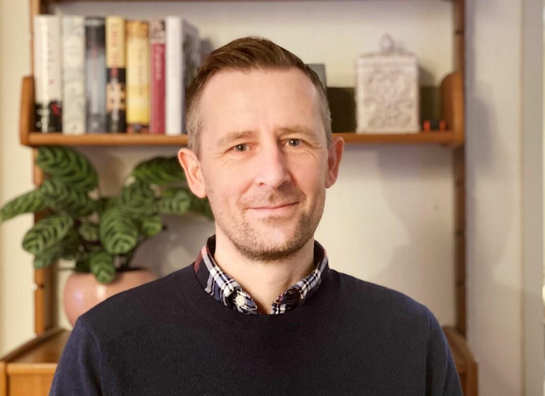 Lennart Bentsen, leder i faggruppen for manuellterapi i NFF.