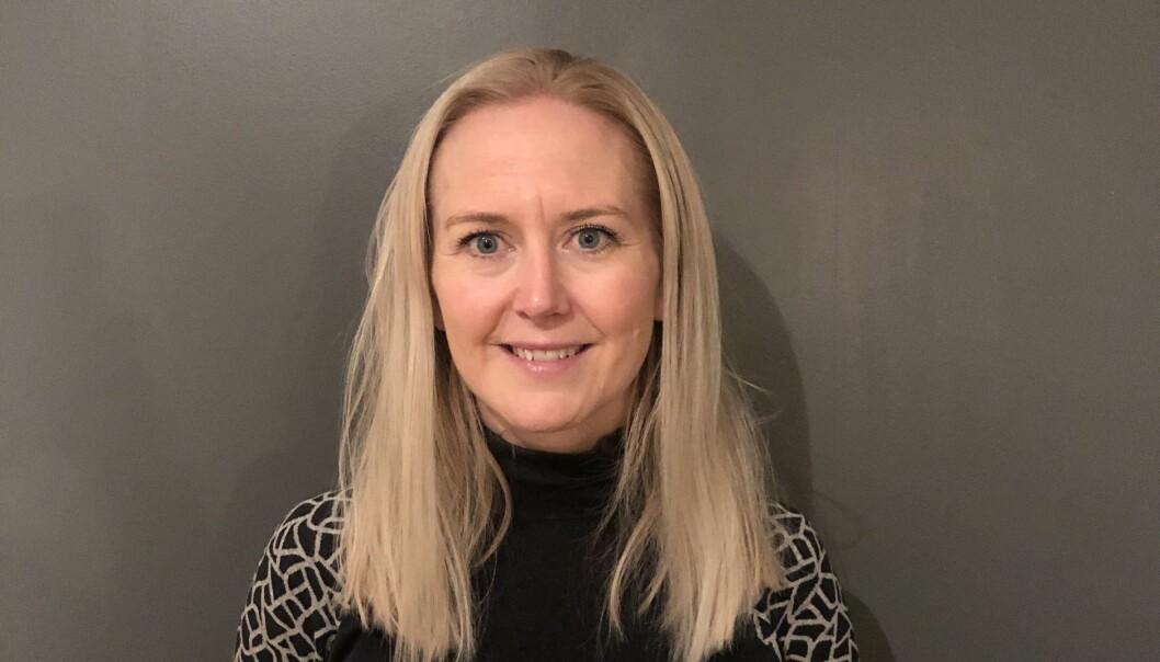 Faggruppeleder Ida Bjerke.