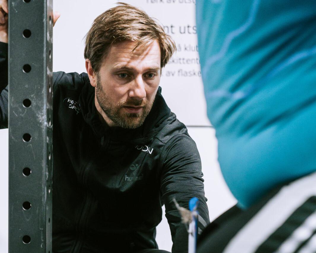Fysioterapeut Tord P. Moen ved Movon i Sandnes har startet Bærekraftig helse og overvekt.
