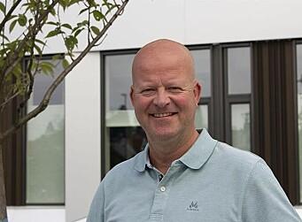 Bjørn Otto Færestrand.