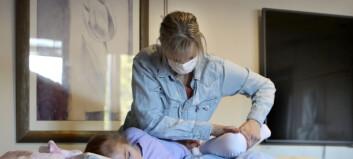 Bærum: Barnefysioterapeuter er ikke vaksinert