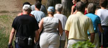 Fysisk aktivitetsnivå og helserelatert livskvalitet blant deltakere ved norske frisklivssentraler