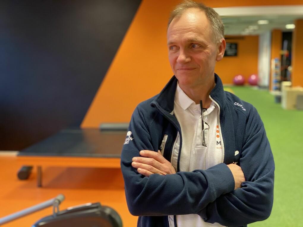 Jan Harald Lønn er ikke i tvil; han mener driftstilskuddsordningen har vært til det beste både for pasientene og for fysioterapi som fag.