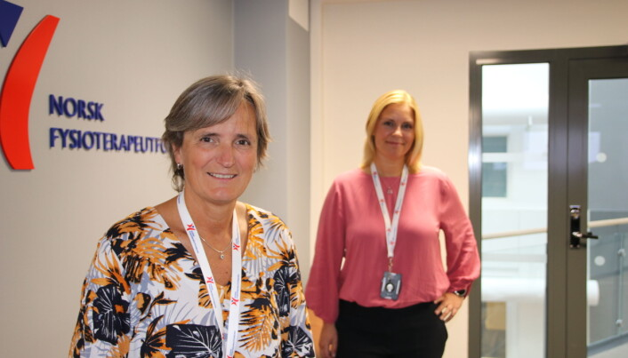 LO og NHO ble tidligere i år enige om 2.7 prosent lønnsøkning. Det er ikke godt nok for Gerty Lund og Stine Malerød.