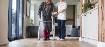 Kraftig nedgang i antall rehabiliterte i 2020