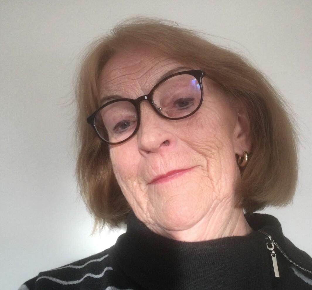 Lisbeth Hårstad.