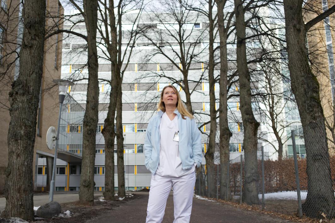 Tonje Klætte er medforfatter i en vitenskapelig artikkel om hjelp til selvhjelp.