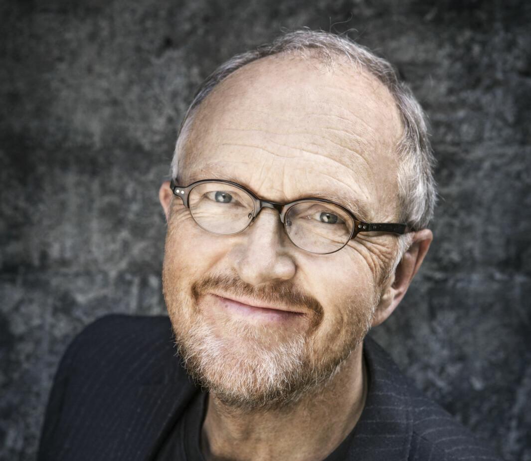 Forfatter, lege og professor Magne Nylenna.