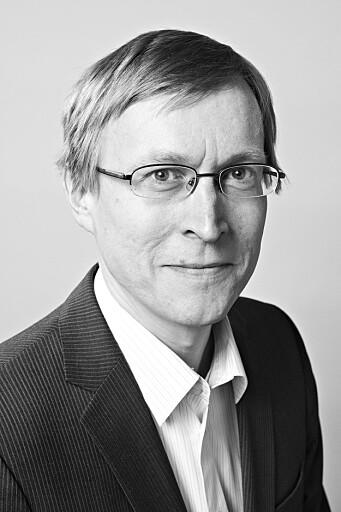 Forfatter, lege og professor Erlend Hem.