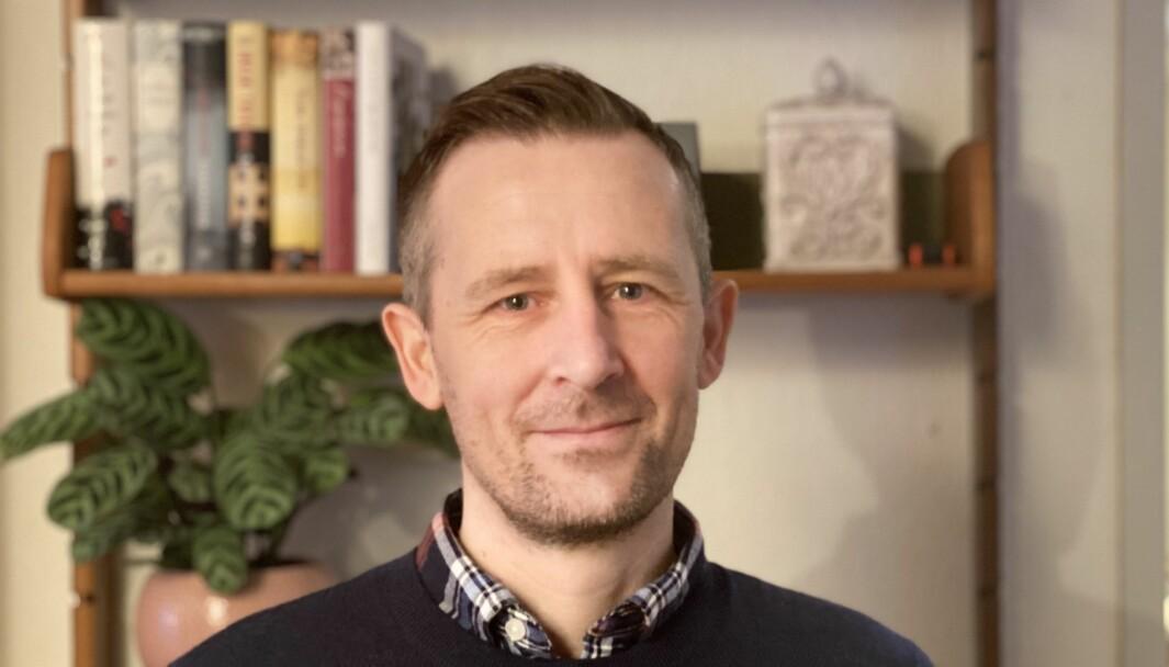 Lennart Bentsen.