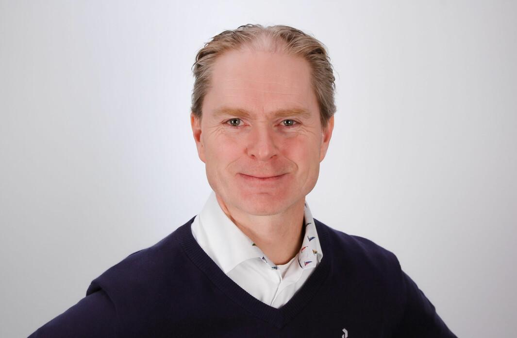 Avdelingsdirektør Ole Johan Borge.